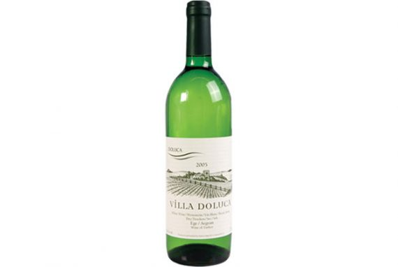 Doluca Villa White Wine12X75Cl
