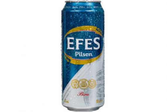 Efes Beer Cans 24x50 Cl