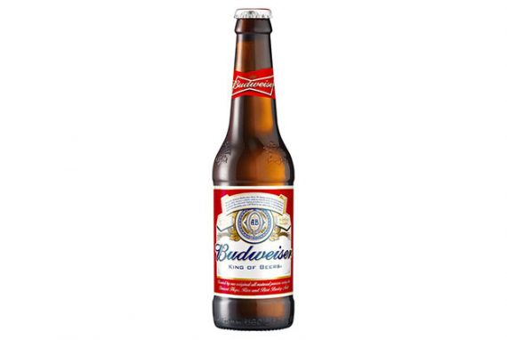 Budweiser Beer Nrb 24X330Ml