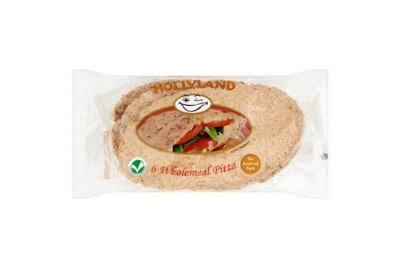 Holy Pitta Wholemeal 30X5X340G
