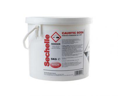 Sechelle Caustic Soda 5Kg Bucket