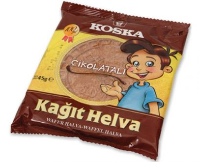 Koska Kagit Helva Cacao 30x45g