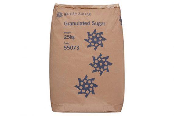 Silver Spoon Granulated Sugar 25Kg