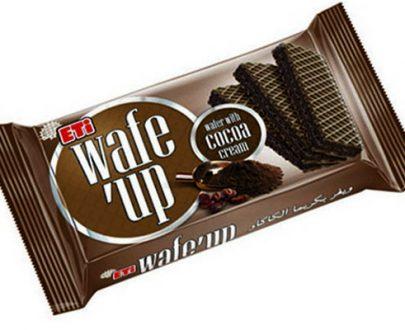 1253600 Eti Wafe Up W.Cocoa Cr 4X24X40Gr