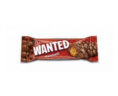 1172300 Eti Wanted Caramel 8X24X26Gr