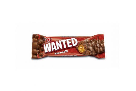 2072300 Eti Wanted W.Caramel 6X24X28Gr
