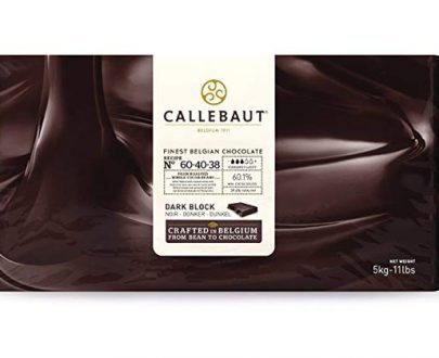 Callebaut Finest Belgian Chocolate Dark Block 5Kg