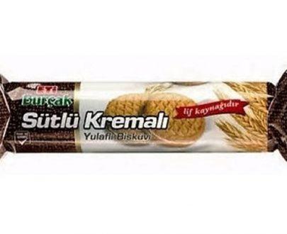 8933600 Eti Burcak Milkcream 12X100 Gr