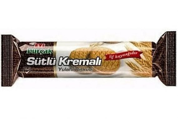 8933600 Eti Burcak Milkcream 12X100 Gr