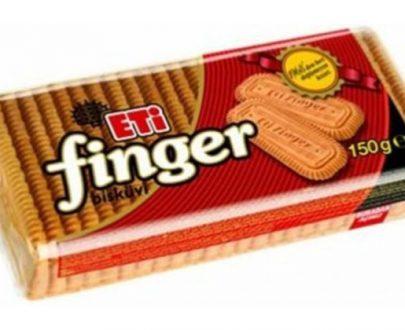 9610200 Eti Finger Bisc 4X12X150Gr