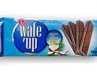 1255600 Eti Wafe Up Coconut 20x142gr