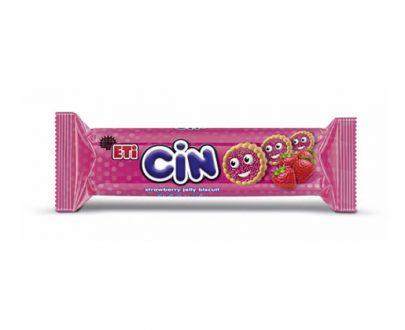 5439500Eti Cin Strawberry Bite Size 24x96gr