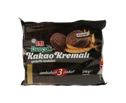 1539400 Eti Burcak Cacao Cream 9x246 gr