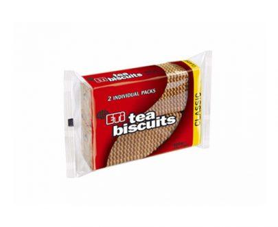 1702800 Eti Tea Biscuits 12x400gr