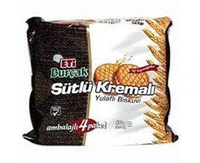 5932300 Eti Burcak Milk Cream 18x400 gr