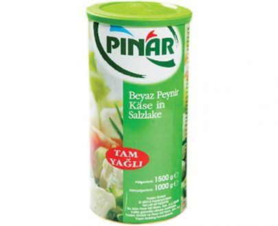 Pinar Cheese White %60 6X1Kg