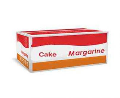 Kaybee Cake Margarine Unsalted 12.5Kg