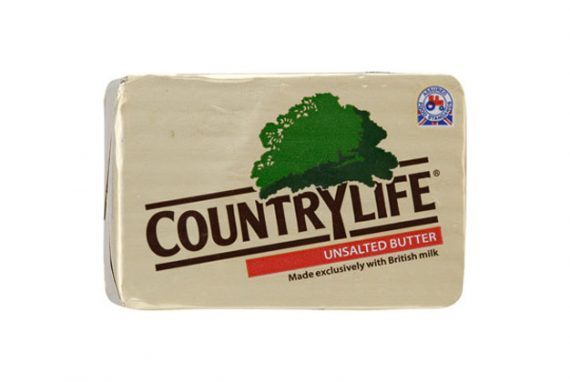 Country Life Butter Unsalted 20X250Gr