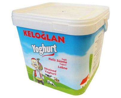 Keloglan Strained Yogurt 10Kg