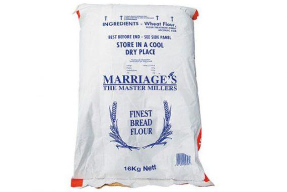 Golden Crust Flour 16Kg