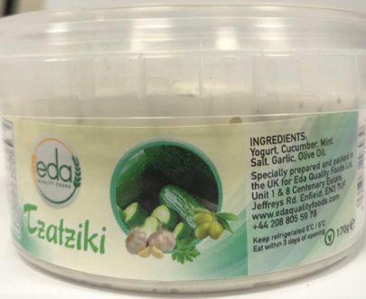 Eda Tzatziki 170g