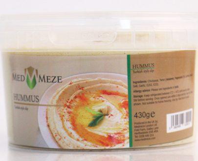 Med Meze Hummus 430gr