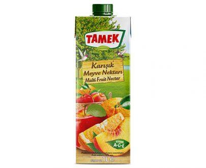 Tamek Juice 12X1Lt Mix Nectar