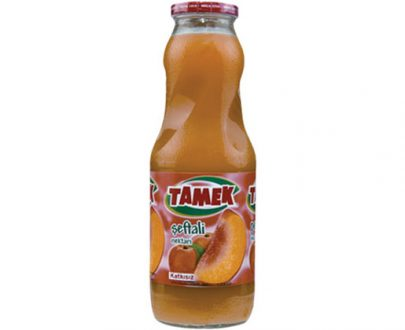 Tamek Juice Glass 6X1Lt Peach Nectar