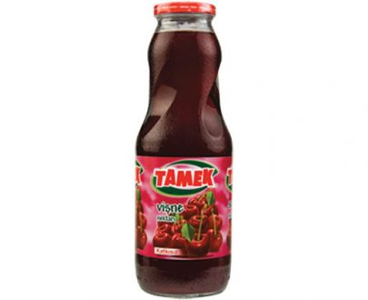Tamek Juice Glass 6X1Lt Cherry Nectar