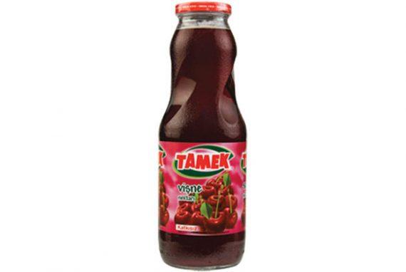 Tamek Juice Glass 6X1Lt Cherry Nectar