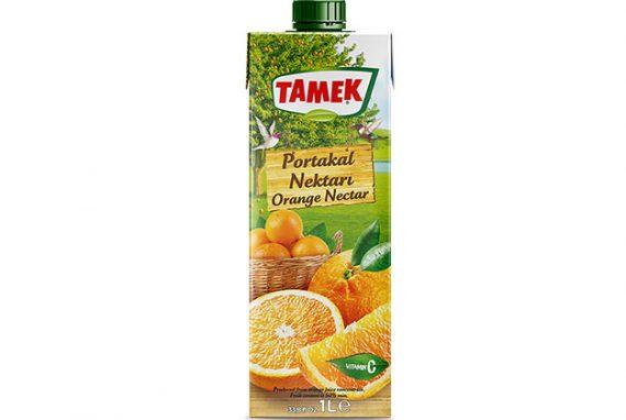 Tamek Juice 12X1Lt Orange Nectar
