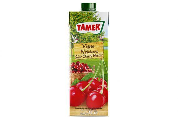 Tamek Juice 12X1Lt Cherry Nectar