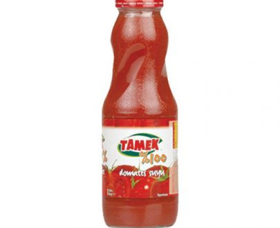 Tamek Juice Glass 6X1Lt Tomato Juice 100%