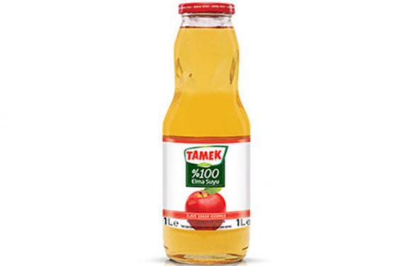 Tamek Juice Glass 6X1Lt Apple Juice 100%