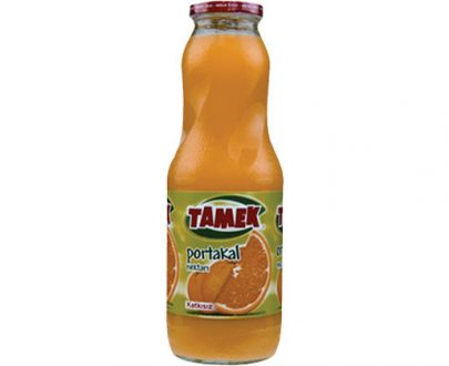Tamek Juice Glass 6X1Lt Orange Nectar