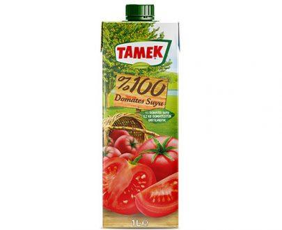 Tamek Juice 12X1Lt Tomato Juice 100%