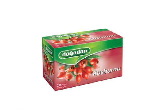 Dogadan Tea Rosehip 12X20