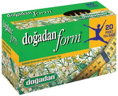 Dogadan Tea Form 12X20