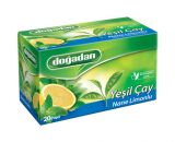 Dogadan Tea Gre.Mint Lem.12x20