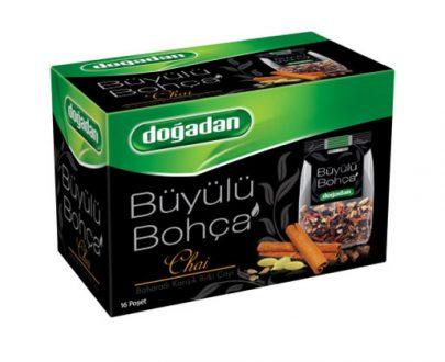 Dogadan Tea Bohca Chai 12X16