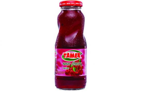 Tamek Juice Glass 24X250Cc S Cherry Nectar