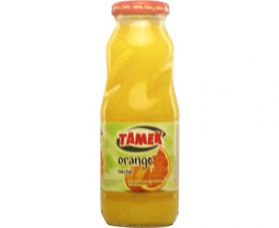 Tamek Juice Glass 24X250Cc Orange Nectar