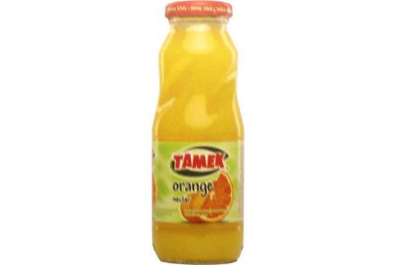 Tamek Juice Glass 24X250Cc Orange Nectar
