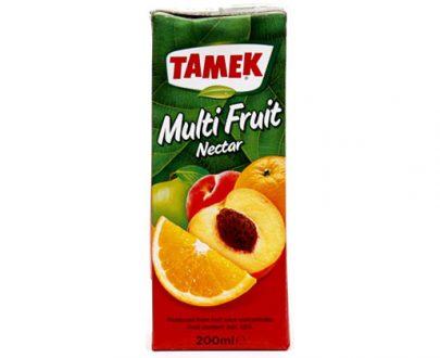 Tamek Juice Tp 27X200Ml Mix Nectar