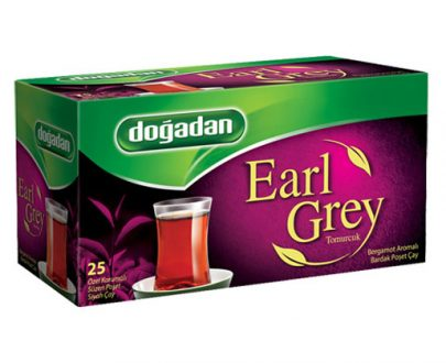 Dogadan Tea Earl Grey 12x25