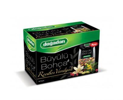Dogadan Tea Bohca Roib Vanilla 12X16