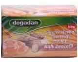 Dogadan Tea Ginger Honey 12X20