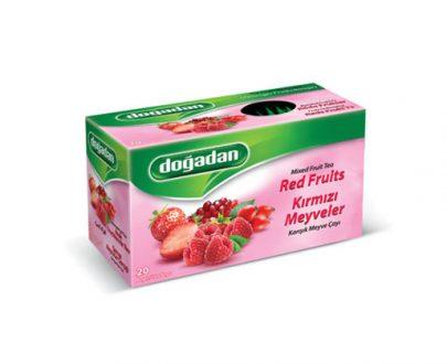 Dogadan Tea Red Fruits 12X20