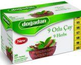 Dogadan Tea 9 Herbs Mix 12X20