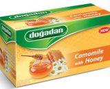 Dogadan Camomile Herbal Tea with Honey 12X20